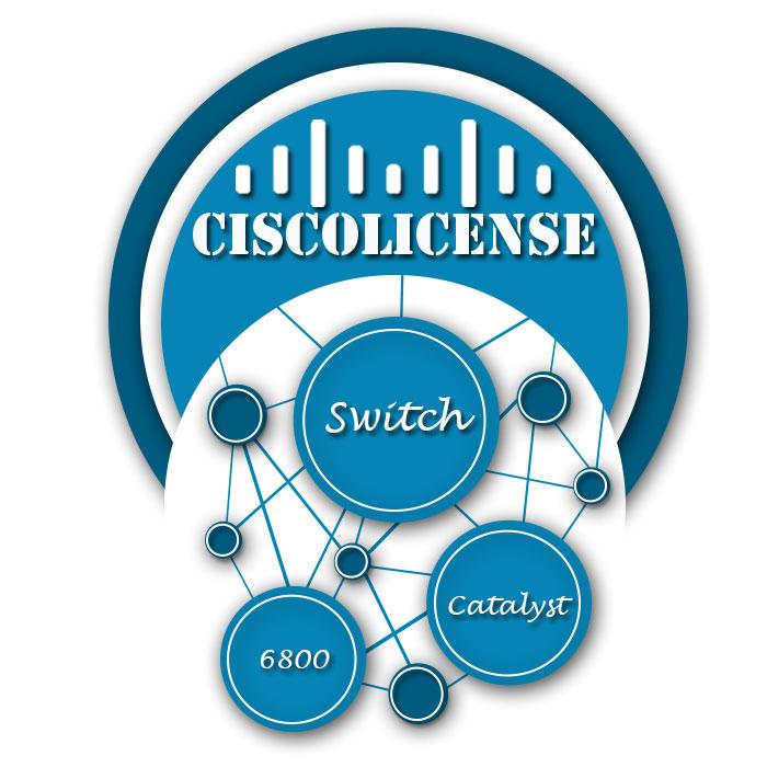 Cisco Catalyst 6800 License